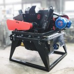 Hydroshock Wet Milling Machine
